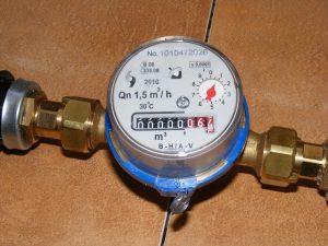 Pomiar zużycia wody