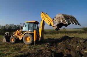 przydomowa oczyszczalnia ścieków - Olsztyn - montaz