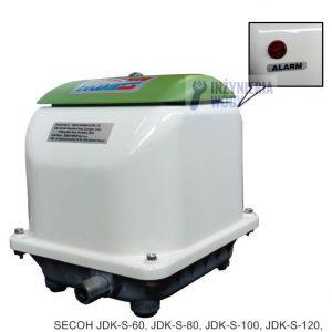 Dmuchawa membranowa SECOH JDK-S