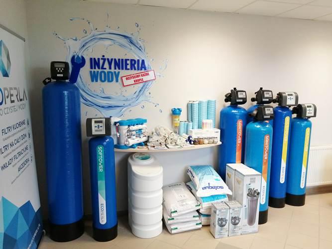 filtry do wody Olsztyn Inzynieria wody