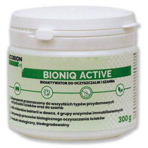 Aktywator BioniQ Active do przydomowych oczyszczalni